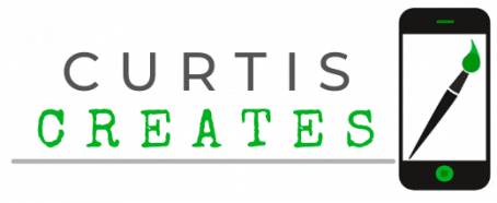 content creation logo